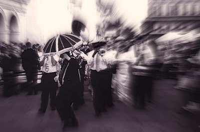 New Orleans jazz band picnik