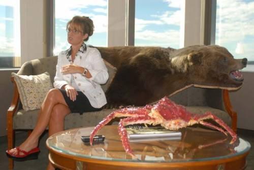 Bear-rug-crabby