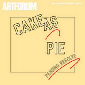Artforumcake