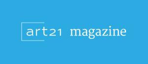 Art21mag logo