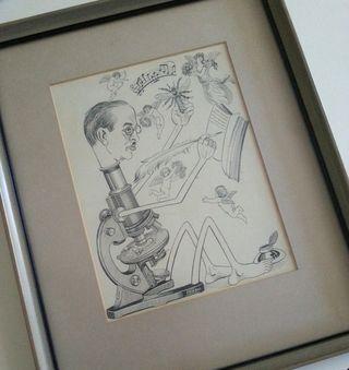 Fridon framed