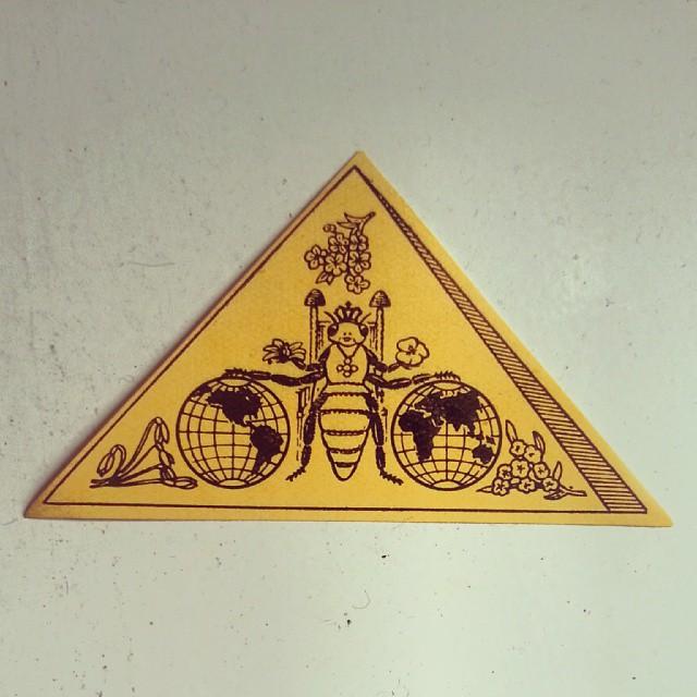 BK sticker