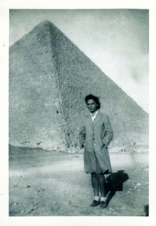 Hoda  Giza 1945