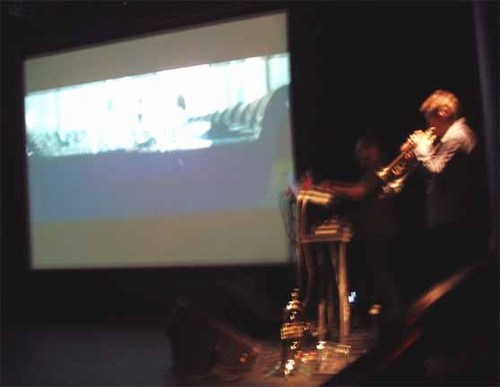 Symphony Space NYC: Leonard Nimoy Thalia Theatre
