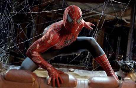 Spider460