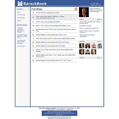 Barackbook