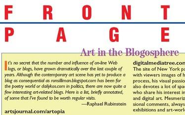 Artblogosphere