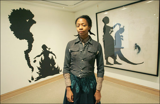 Newsgrist Where Spin Is Art Kara Walker After The Deluge