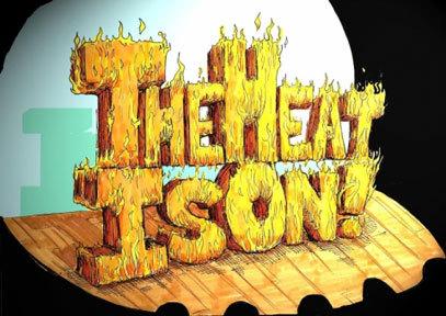 Theheatison_logo